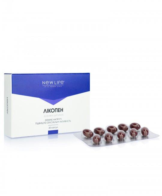 Ликопин антиоксидант