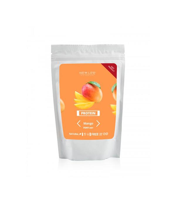 Низкокалорийный коктейль манго