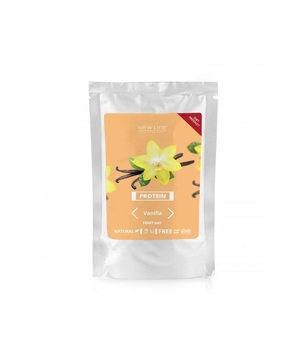 Протеиновый коктейль с вкусом ванили
