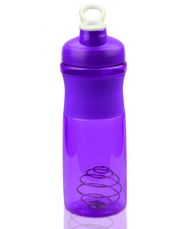 Шейкер фиолетовый