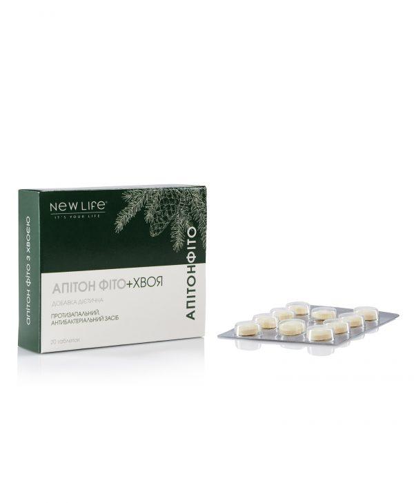 Апитон фито с хвоей, антимикробное средство