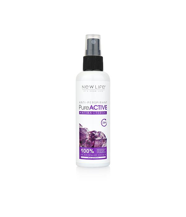 Защита от запаха и пота 24ч