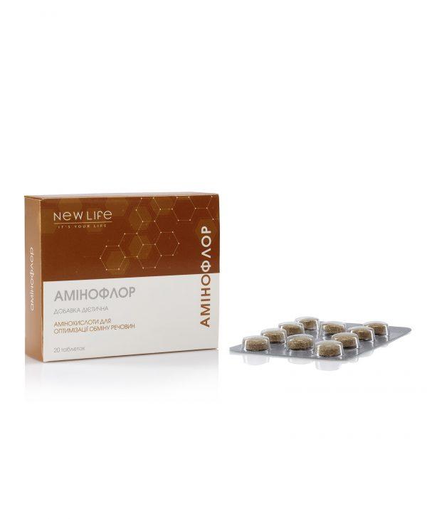 аминофлор для улучшения обмена веществ